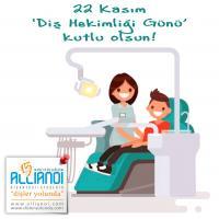 22 Kasım Diş Hekimliği Günü Kutlu Olsun