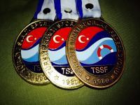 Altın Palet Sualtı Görüntüleme Türkiye Şampiyonası - Altın madalya